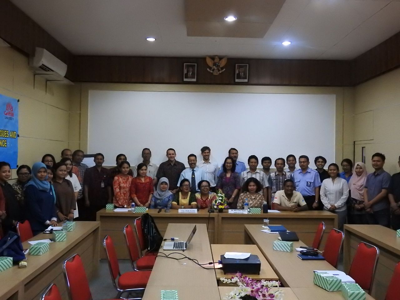 Workshop Coastal Hazard and Conservation Issues and Opportunities for The Bali Province